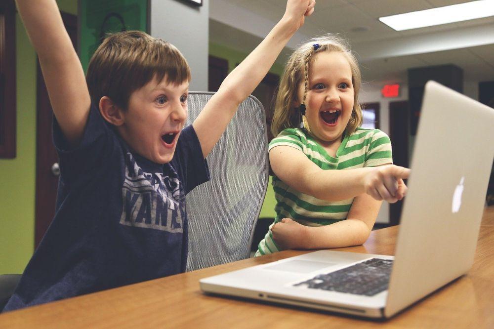 Kinderen en gaming de leukste spelletjes