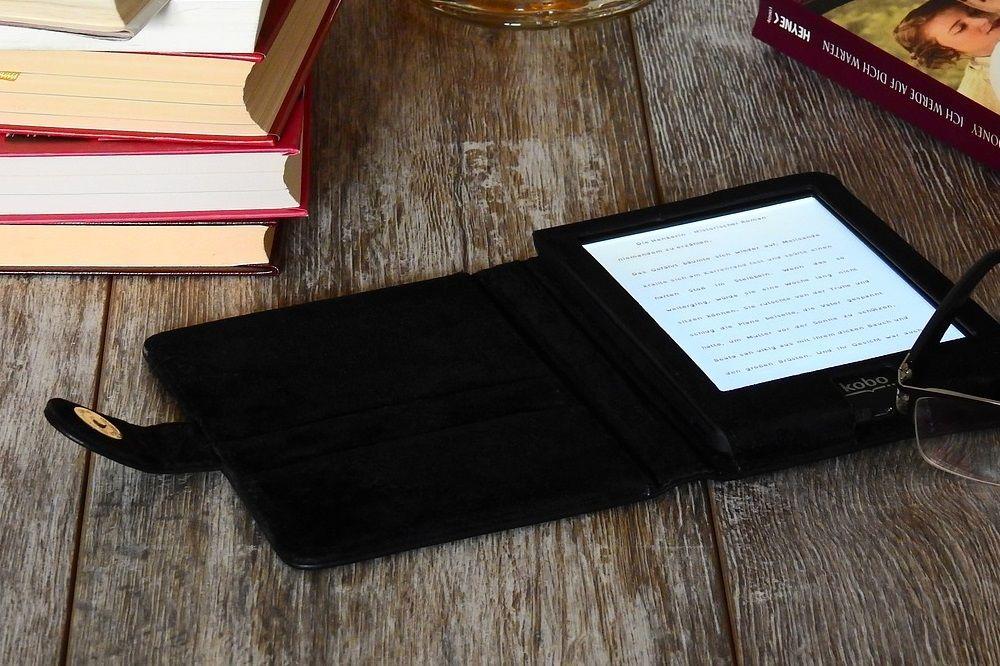 Lezen op een E-reader of op een tablet is er een verschil