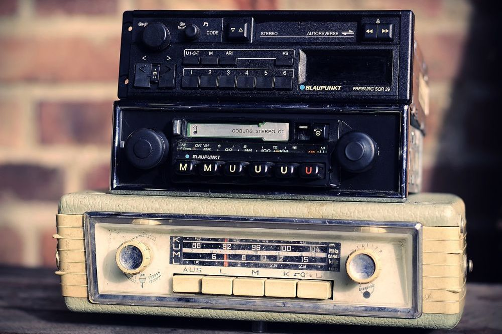 Muziek in de auto de beste oplossinge
