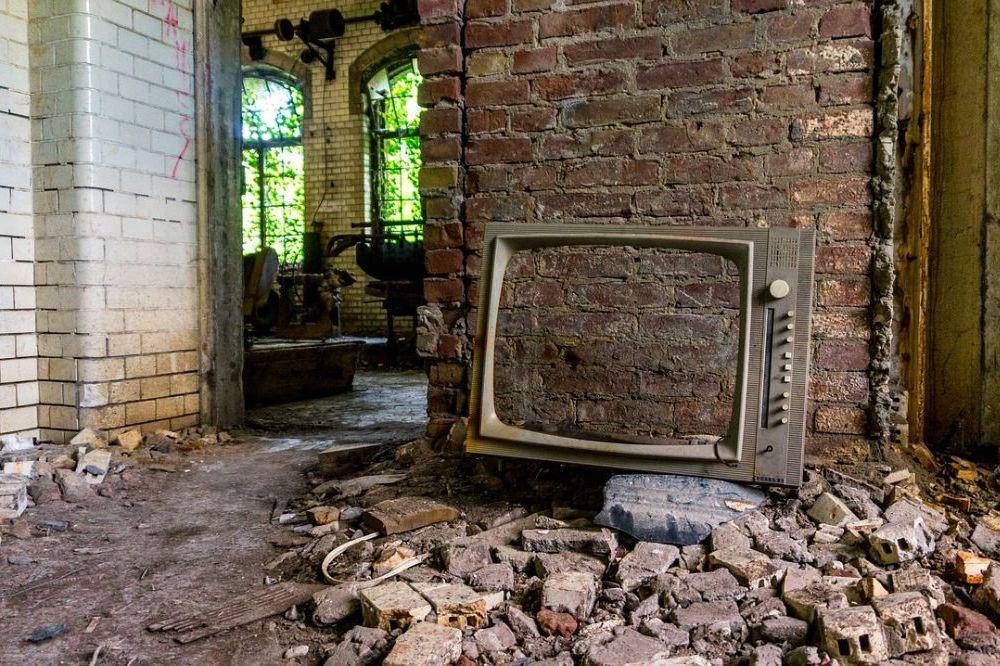 Wat doe je met je oude tv toeste