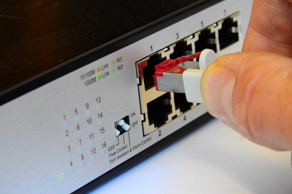 Koop of huur een nieuwe server de verschille